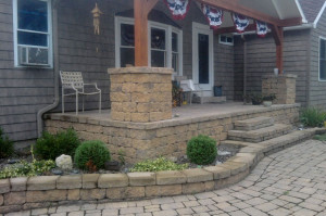 Patios & Decks built to order!