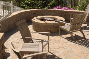 How about a fire pit? We build them!